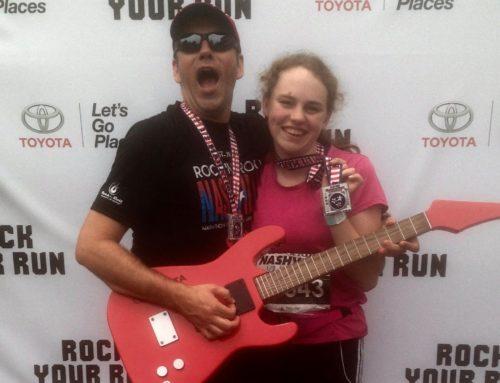 Country Music Marathon 2017 – Training Begins