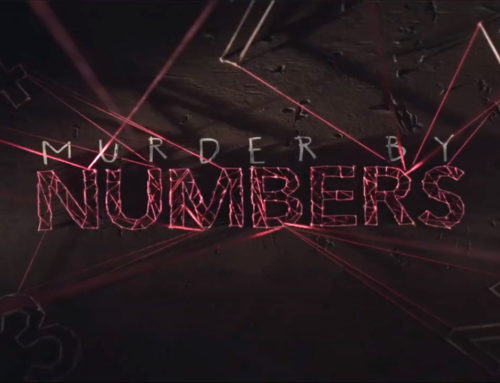 Murder By Numbers Broadcast