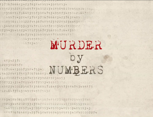 Murder by Numbers Shoot: Behind the Scenes